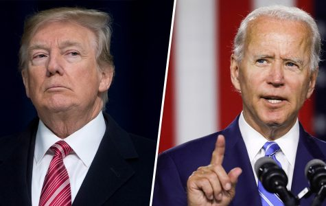 Republican incumbent Donald Trump will face off against Democratic nominee and former Vice President Joe Biden in the 2020 Presidential Election.