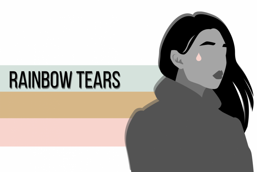 Rainbow Tears