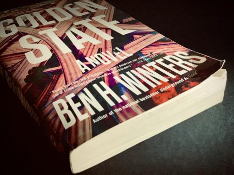Golden State is a novel written by Ben H. Winters. Winters has other novels including The Last Policeman trilogy and Underground Airlines.