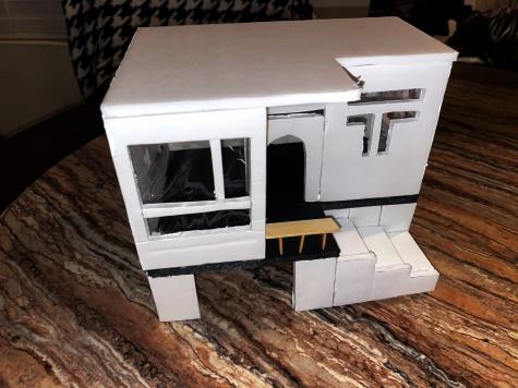 Contemporary Home: Model